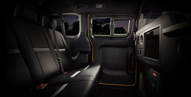 2019 Nissan NV200 Taxi comfort