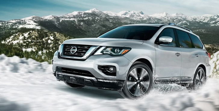 2019 Nissan Pathfinder performance