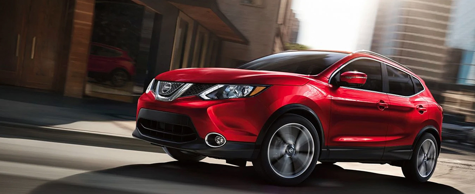 2019 Nissan Rogue Sport appearance