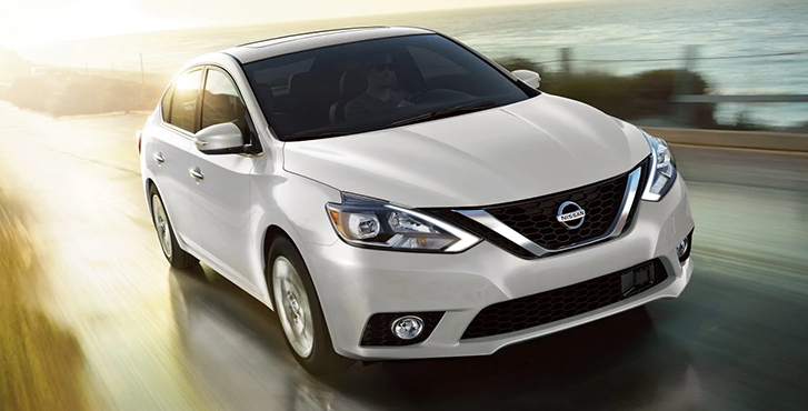 2019 Nissan Sentra performance