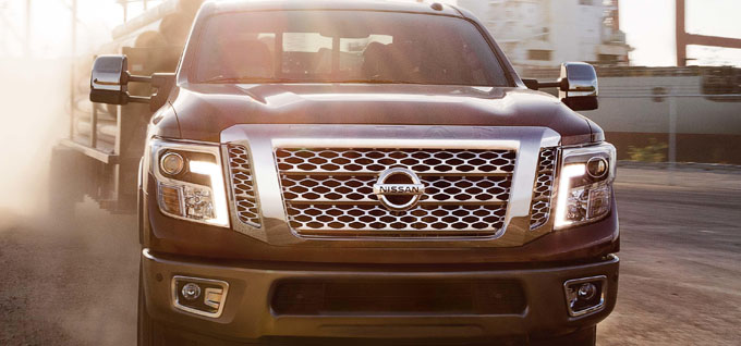 Bold, Distinctive Grille