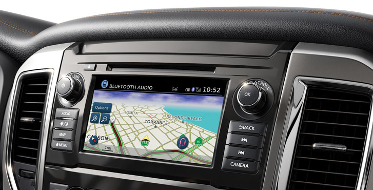 NISSAN DOOR TO DOOR NAVIGATION