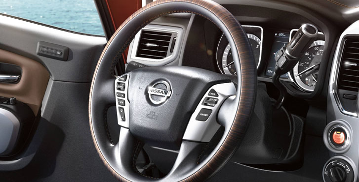 STEERING WHEEL controls