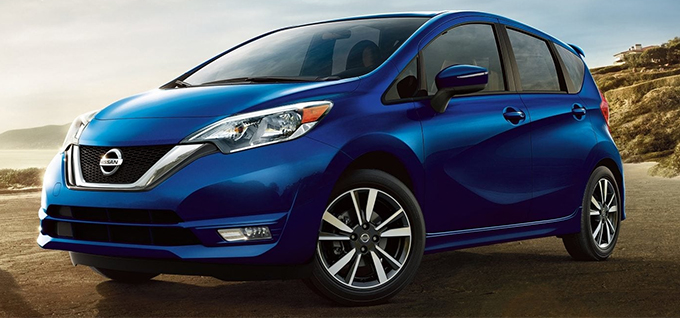 2019 Nissan Versa Note appearance