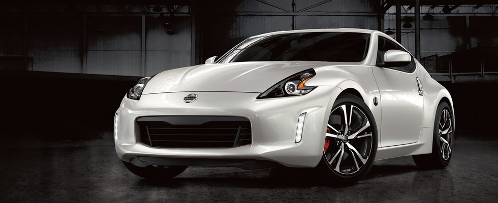 2020 Nissan 370Z Coupe appearance