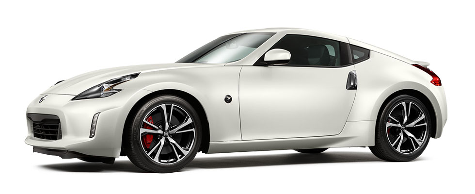 2020 Nissan 370Z Coupe Main Img