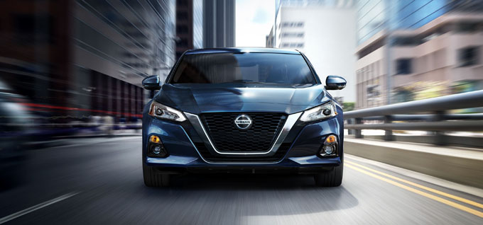 2020 Nissan Altima appearance
