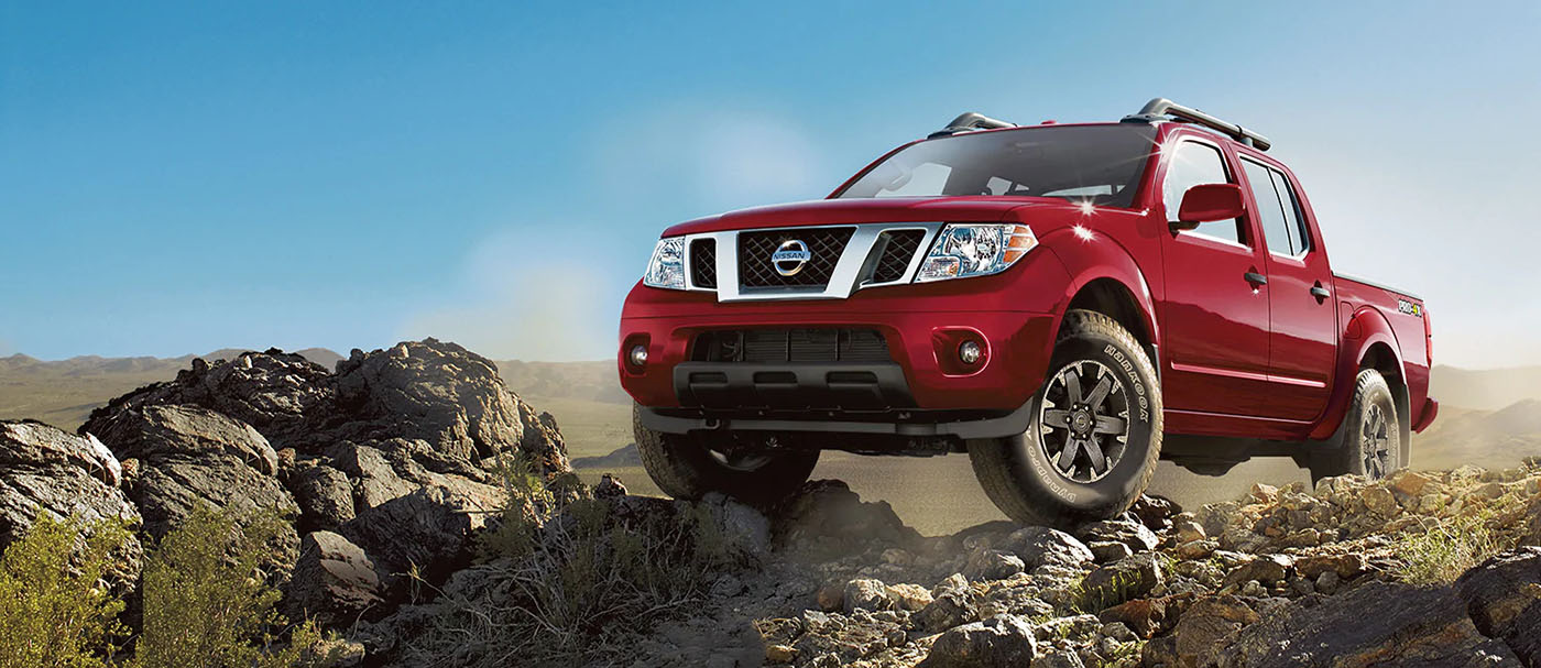2020 Nissan Frontier Main Img