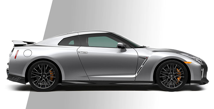2020 Nissan GT-R safety