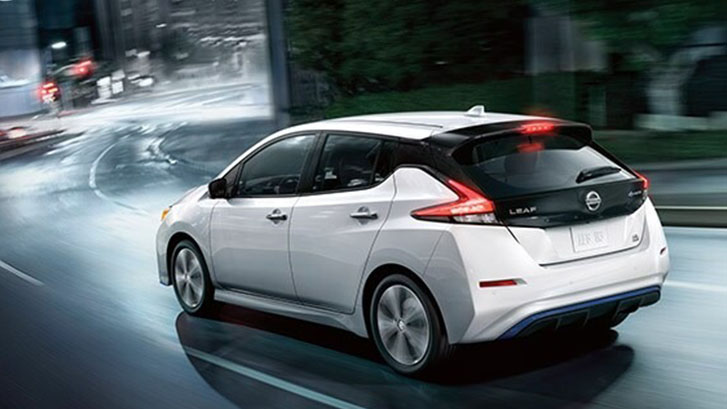 2020 Nissan Leaf performance