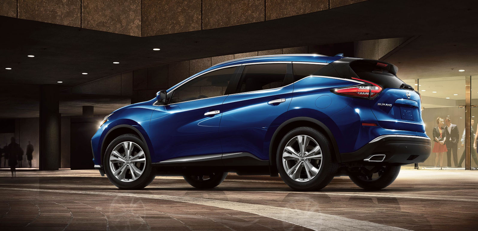 2020 Nissan Murano appearance