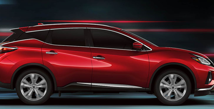 2020 Nissan Murano performance