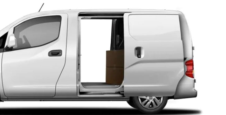 2020 Nissan NV200 Compact Cargo appearance