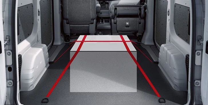 2020 Nissan NV200 Compact Cargo comfort