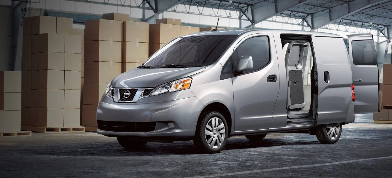 2020 Nissan NV200 Compact Cargo Main Img