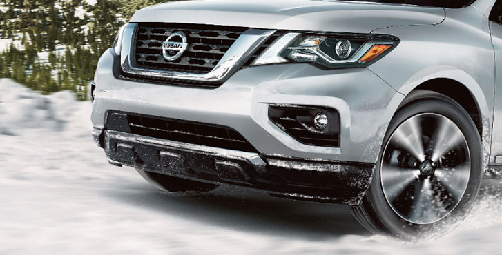 2020 Nissan Pathfinder appearance