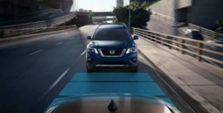 2020 Nissan Pathfinder safety