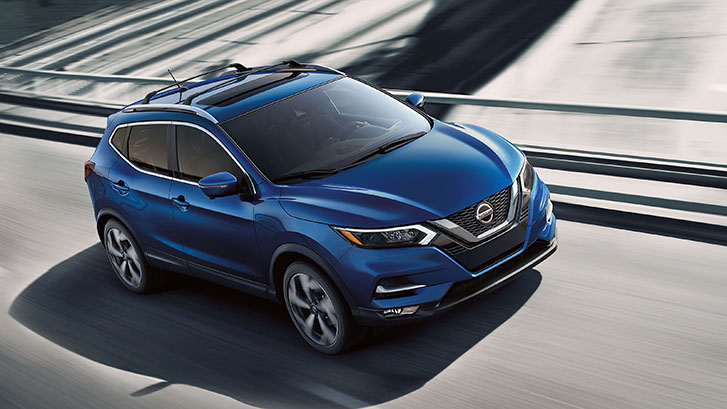 2020 Nissan Rogue Sport appearance
