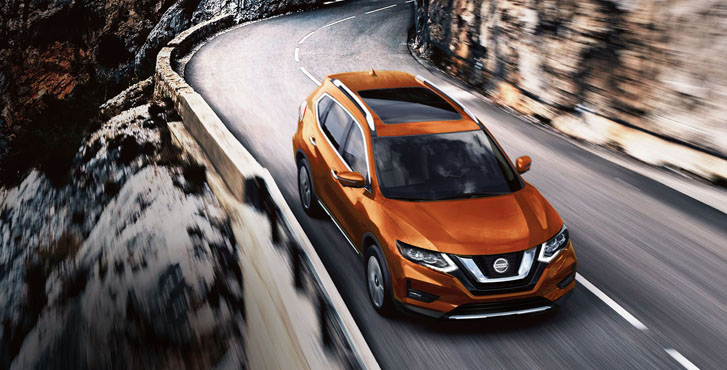 2020 Nissan Rogue performance