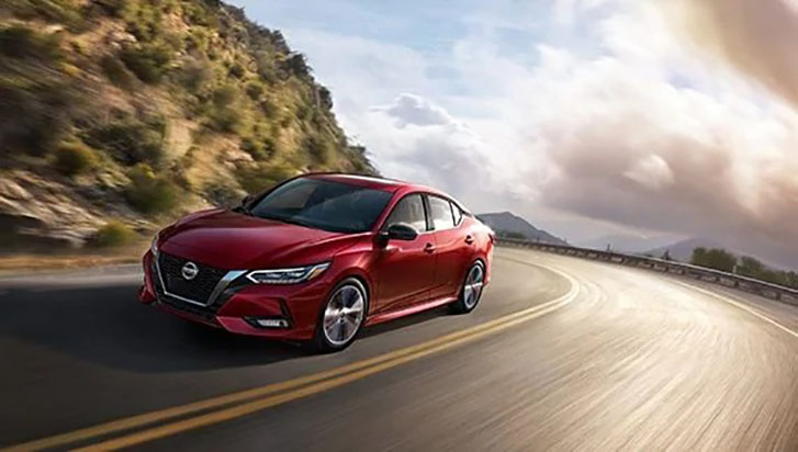 2020 Nissan Sentra performance