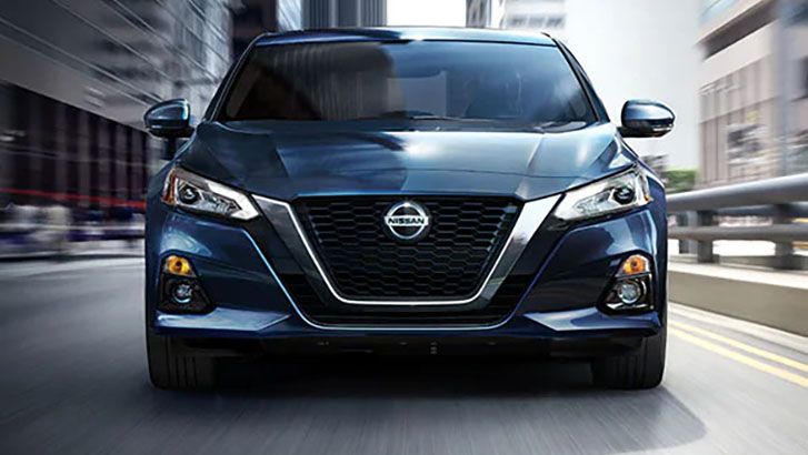 2021 Nissan Altima performance