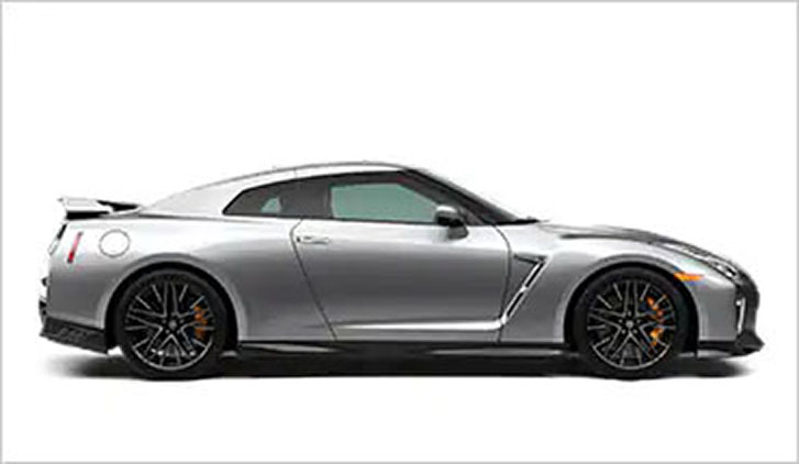 2021 Nissan GT-R safety