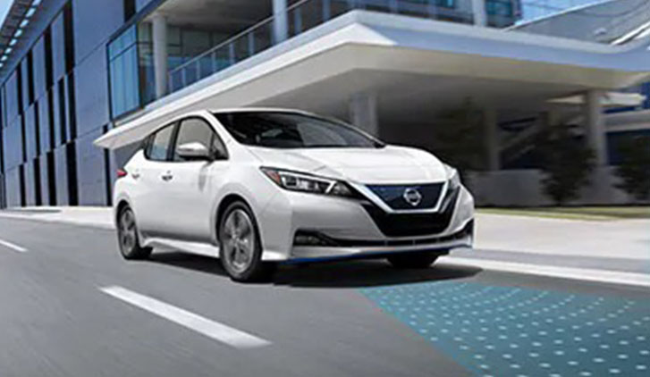 2021 Nissan Leaf safety