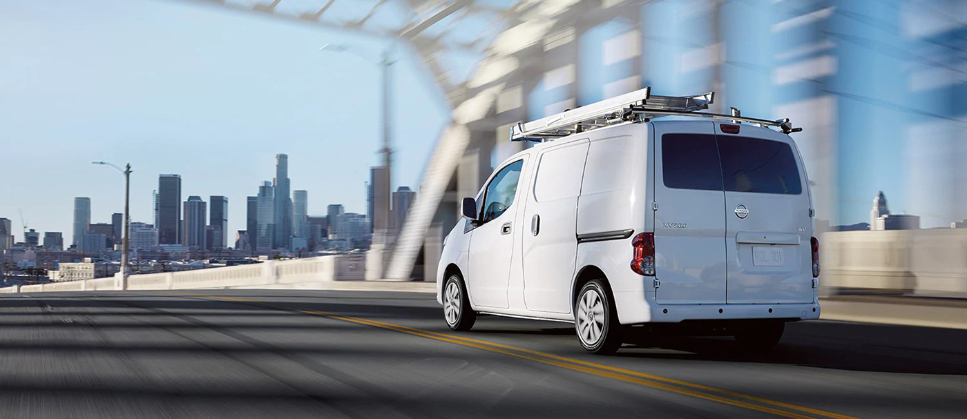 2021 Nissan NV200 Compact Cargo appearance