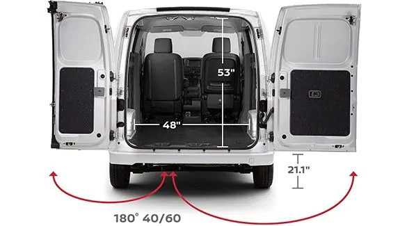 2021 Nissan NV200 Compact Cargo comfort