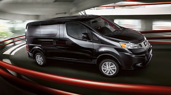 2021 Nissan NV200 Compact Cargo performance