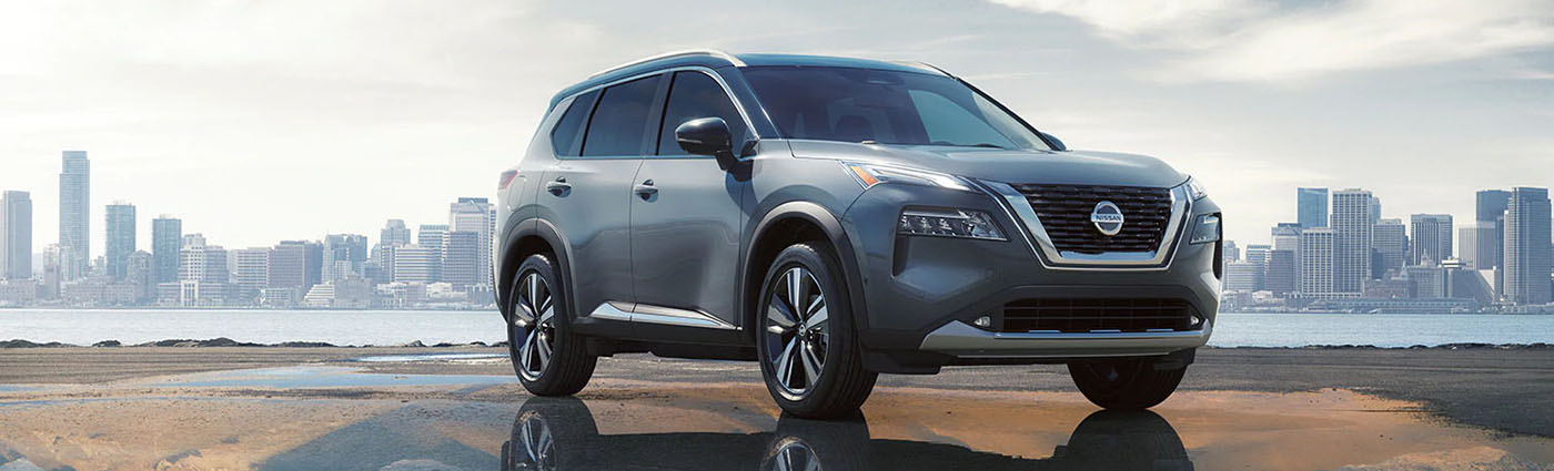 2021 Nissan Rogue appearance