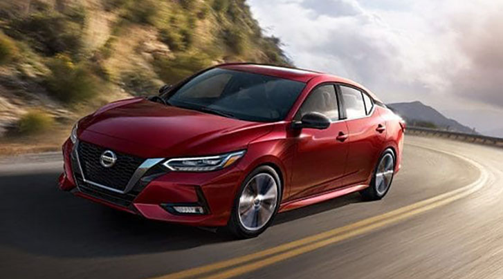 2021 Nissan Sentra performance