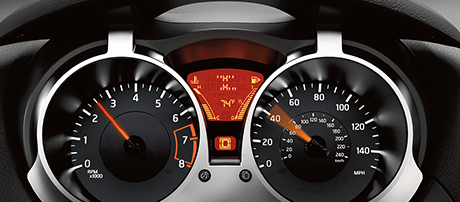 Motorsport-Inspired Gauges