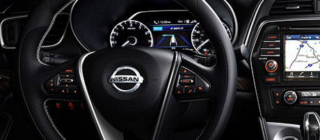 Nissan Advanced Drive-Assist<sup>®</sup> Display