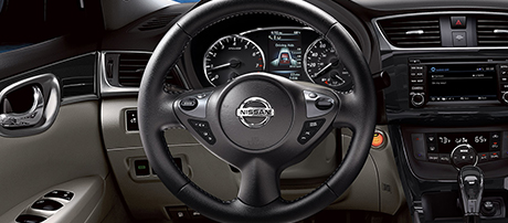 Steering Wheel-Mounted Controls