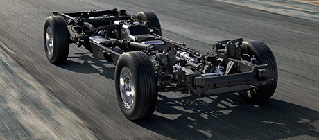 A Chassis That Means Business