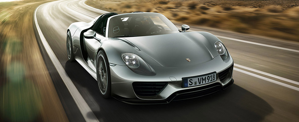 2015 Porsche 918 Spyder Safety Main Img
