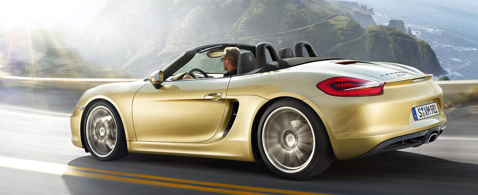 2015 Porsche Boxster Appearance Main Img