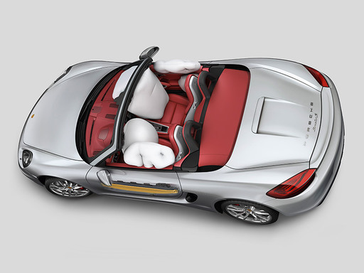 2015 Porsche Boxster safety