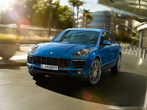 2015 Porsche Macan performance