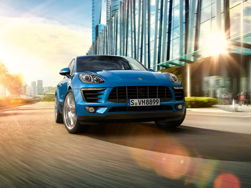 2015 Porsche Macan safety