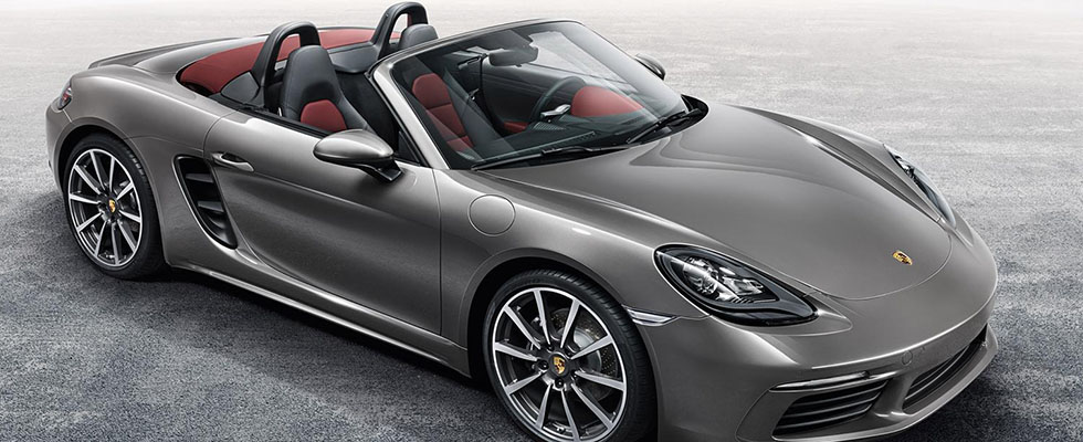 2016 Porsche 718 Boxster Appearance Main Img