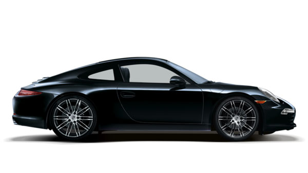 911 Carrera Black Edition