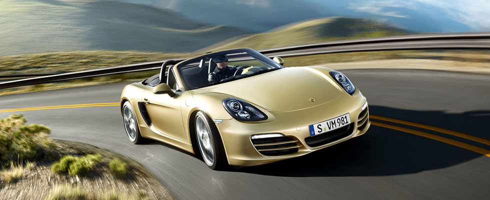 2016 Porsche Boxster Appearance Main Img