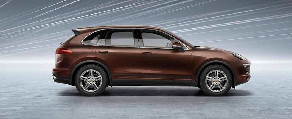 2016 Porsche Cayenne Safety Main Img