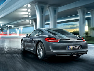 2016 Porsche Cayman performance