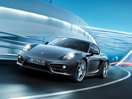 2016 Porsche Cayman safety