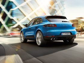 2016 Porsche Macan performance
