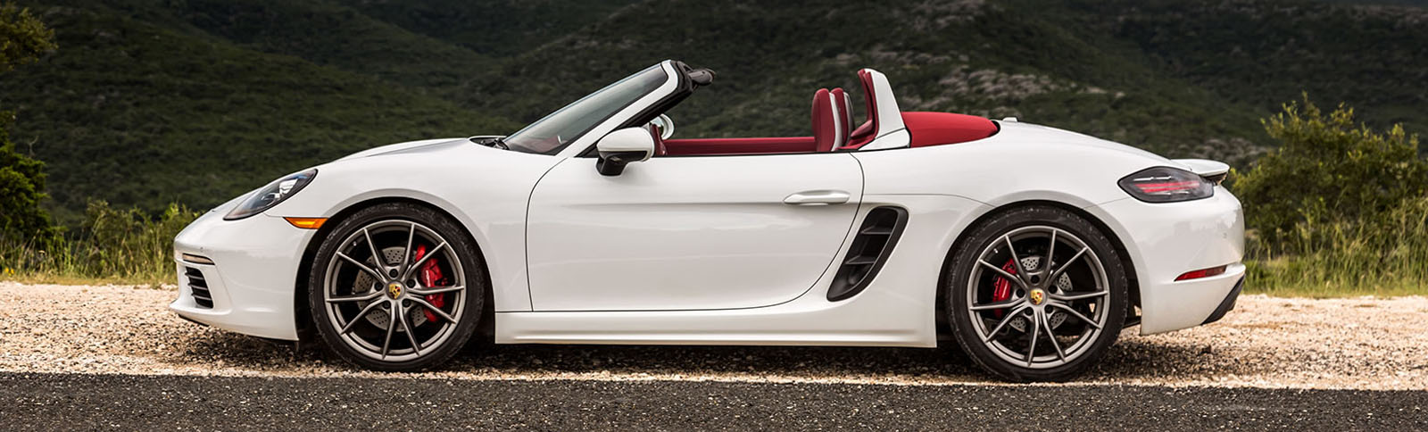 2017 Porsche 718 Boxster Appearance Main Img