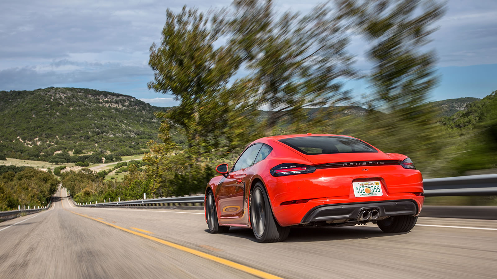 2017 Porsche 718 Cayman Safety Main Img